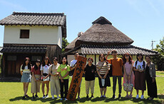 Applied Japanese Language students participate in exchange and internship programme in Japan